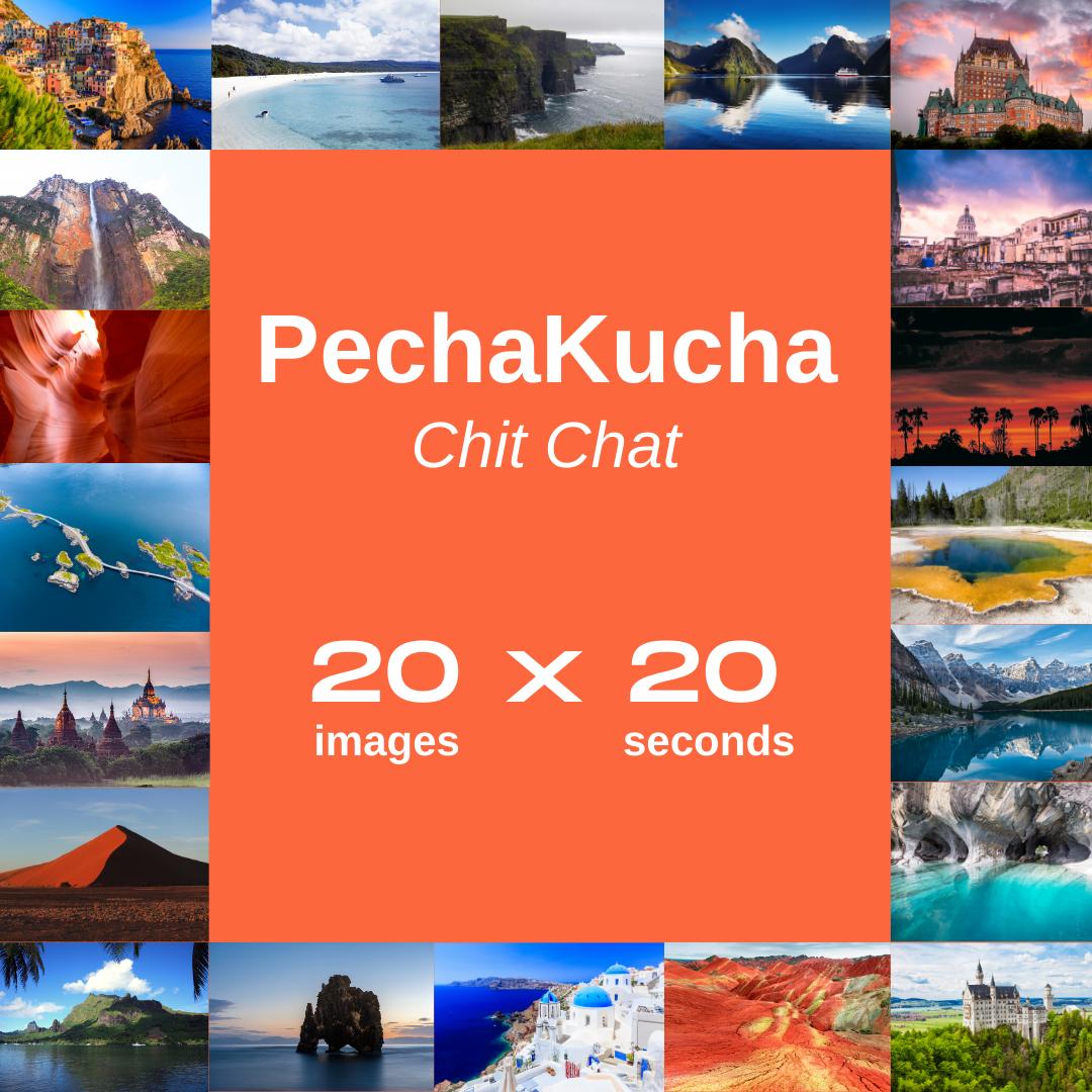 Instagram - PechaKucha
